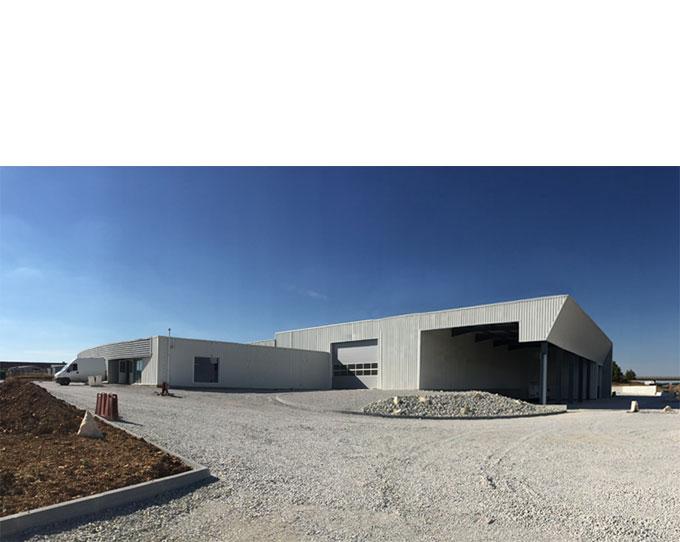Architecte construction extension b timent industriel for Construction piscine fontenay le comte