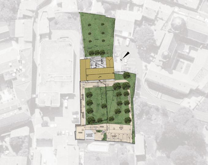 Architecte construction logement collectif fontenay le for Construction piscine fontenay le comte